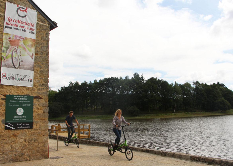 Vélo Elliptique Moulin Neuf Aventure
