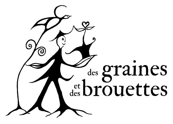 Des Graines et des Brouettes logo
